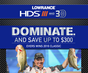 Lowrance Dominate